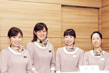 熊本県八代市の「くはら皮膚科」スタッフ写真